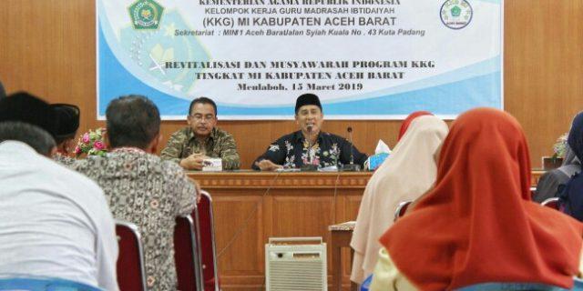 Guru Madrasah di Aceh Barat Wajib Kuasai TIK
