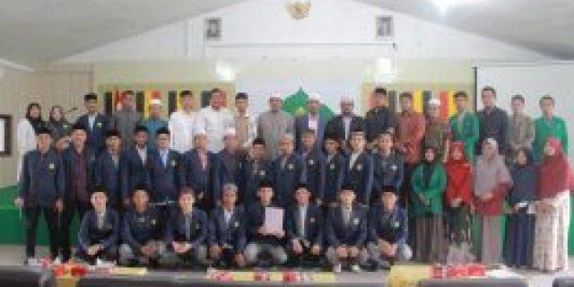 STIS Ummul Ayman dan STAIN Meulaboh Jalin Kerjasama