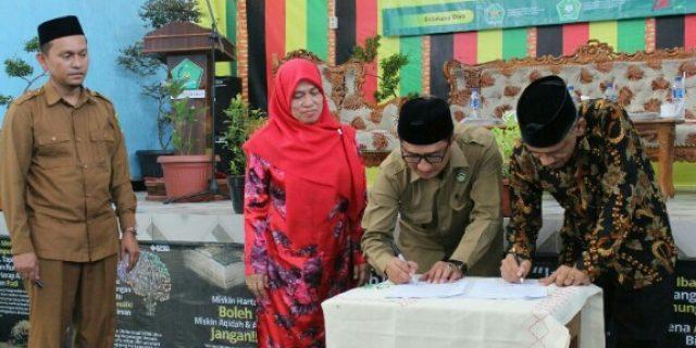 Kemenag Aceh Barat Gelar Diklat Perpustakaan