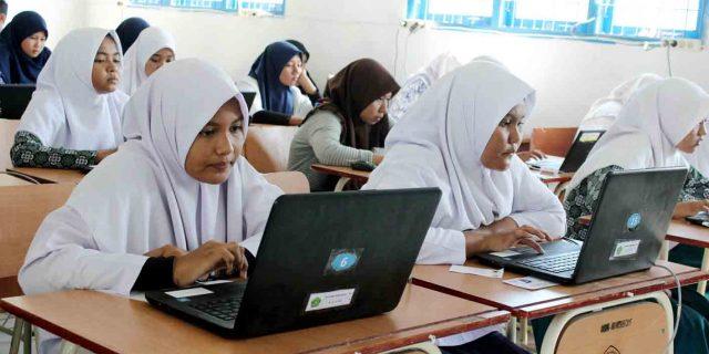 Calon Siswa MAN 1 Aceh Barat Ikut Seleksi BK