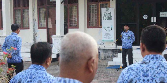 Kepala Madrasah dan KUA Harus Pantau Kedisiplinan ASN