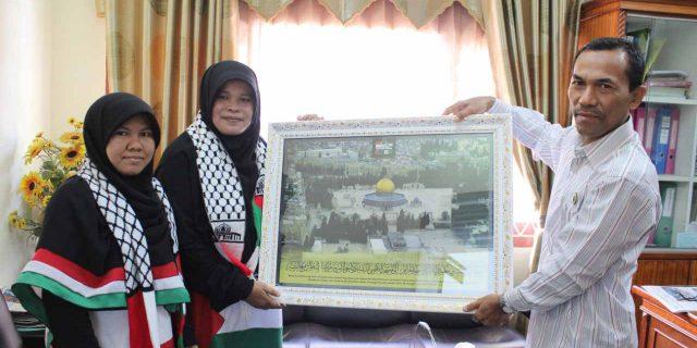 KNRP Aceh Barat Sudah Kumpulkan Rp311 Juta untuk Palestina