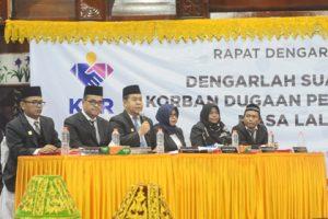 Empat Belas Korban Konflik Aceh Beri Kesaksian