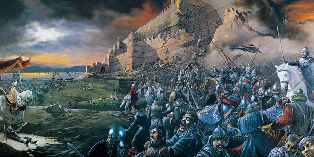 29 Mei, Umat Islam Taklukkan Konstantinopel