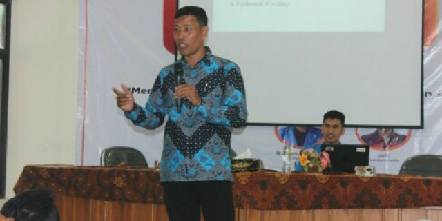 Mahasiswa FAH UIN Ar-Raniry Dilatih Kepemimpinan