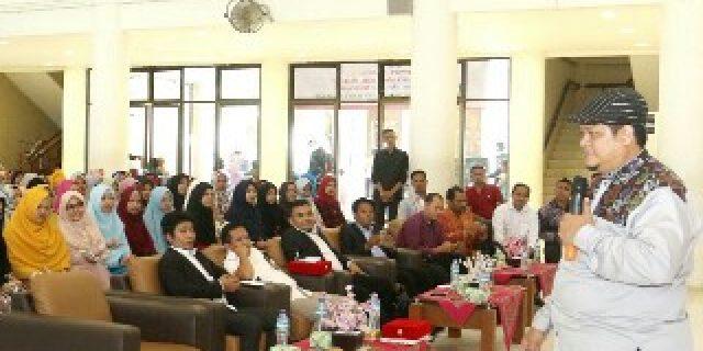1.000 Mahasiswa UIN Ikut Sekolah Kepemimpinan
