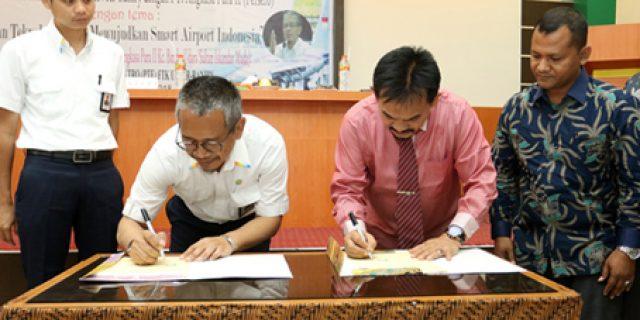 UIN Ar-Raniry Jalin Kerjasama dengan Angkasa Pura II