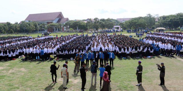 5.472 Mahasiswa Baru UIN Ar-Raniry Ikut PBAK