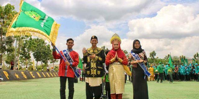 UIN Ar-Raniry Kirim 26 Mahasiswa pada PKM Sumatera