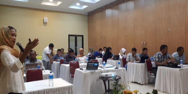 Pengelola Hutan Aceh Dkenalkan Aplikasi GFW