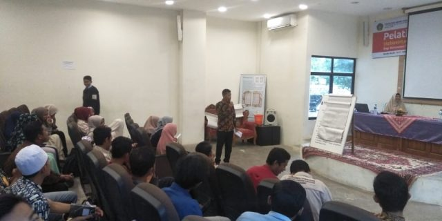 UIN Ar-Raniry Gelar Pelatihan Achievement Motivation Training