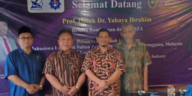 Pelajari Budaya Islam di Aceh, Mahasiswa UniSZA Kunjungi UTU