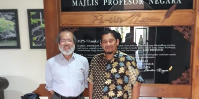 MPN Malaysia Siap Bantu Dosen UTU Publikasi Jurnal Internasional