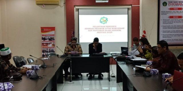 DPD ASKOPIS Aceh Dikukuhkan