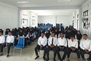 Mahasiswa Ilmu Perpustakaan UIN Ar-Raniry Ikut Pembekalan Magang