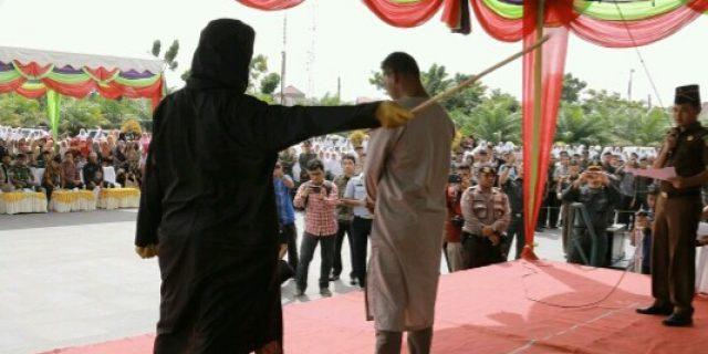 Cambuk, Langkah Mundur Penegakan Syariat Islam di Aceh Barat