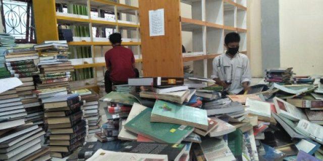 IAI Al-Aziziyah Samalanga Kembangkan Otomasi Perpustakaan