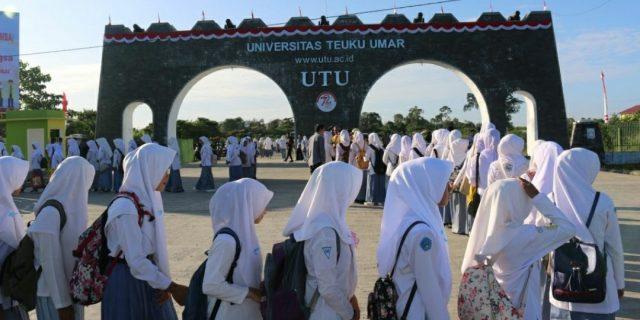 Pendaftar SBMPTN UTU 3.287 Orang