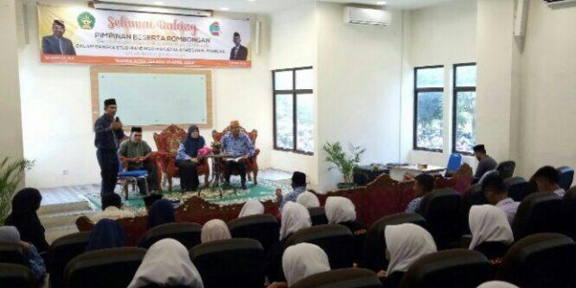 Santri Perbatasan Studi Banding ke UIN Ar-Raniry