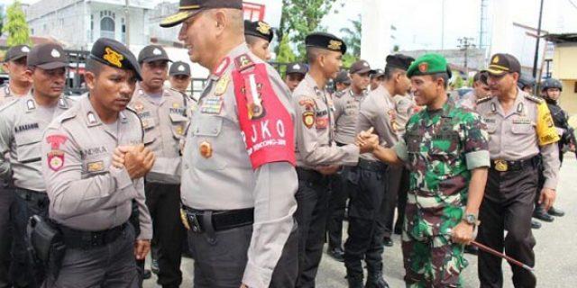 TNI-Polri Siap Amankan Pilkada Serentak