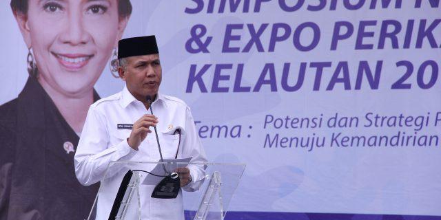 Gubernur Paparkan Program Aceh Meugoe di Jambore Pertanian