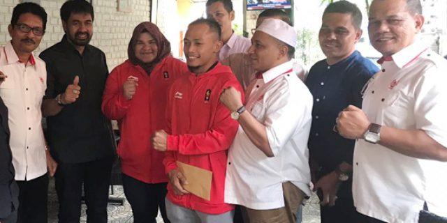 KONI Aceh Saweu Atlet Asian Gamesdi Jakarta