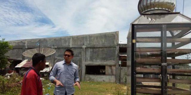 Dosen Unsyiah Perkenalkan Teknologi Pengering Ikan di Patek