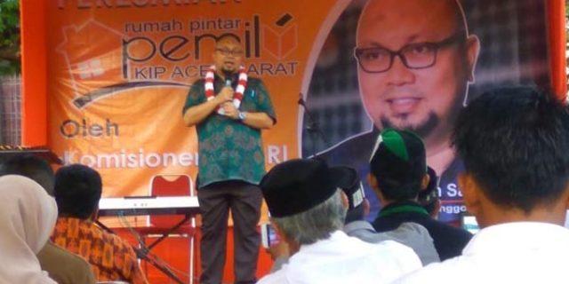 KIP Aceh Barat Miliki Rumah Pintar Pemilu