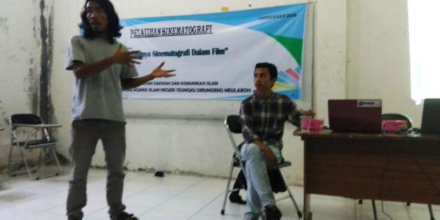 Mahasiswa Dakwah Dibekali Sinematografi