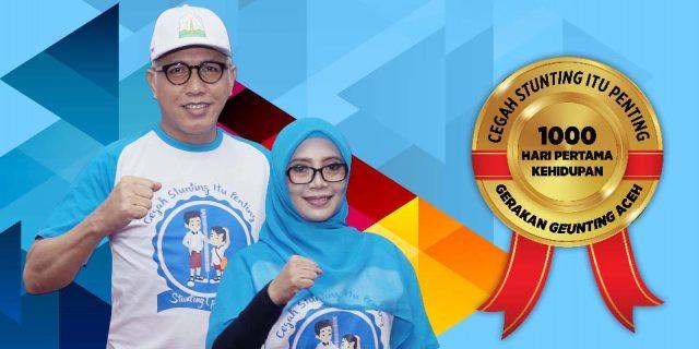 Stunting Aceh Tertinggi Nasional