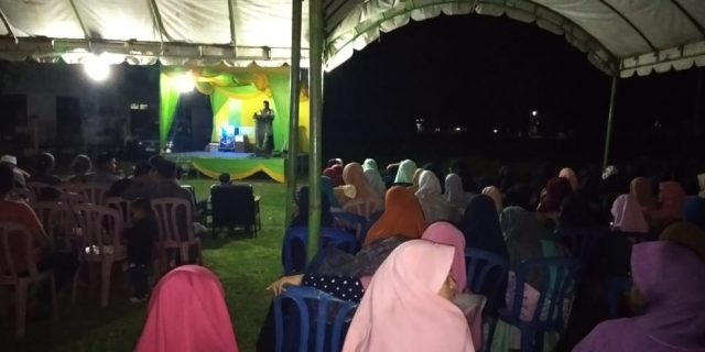 Peringati Isra' Mi'raj, DEMA STAIN Adakan Ceramah Agama