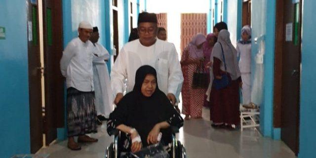 Istri Bupati Aceh Barat Meninggal Dunia