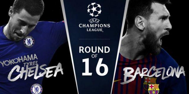 Chelsea Vs Barcelona: Duel Aliran Negatif dan Positif Sepak Bola