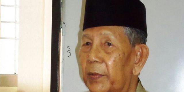 Tokoh Intelektual Muslim Aceh Hasan Basry Tutup Usia