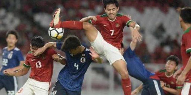 Timnas Jepang Pesta Gol di SUGBK