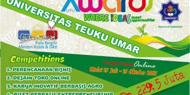 272 Peserta UTU Awards Rebutkan Piala Bergilir Menristekdikti