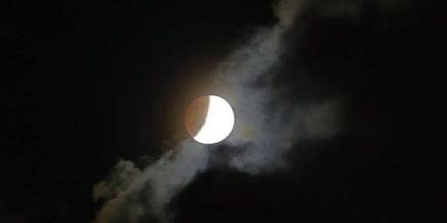 Perkiraan Cuaca di Titik Amatan Gerhana Bulan