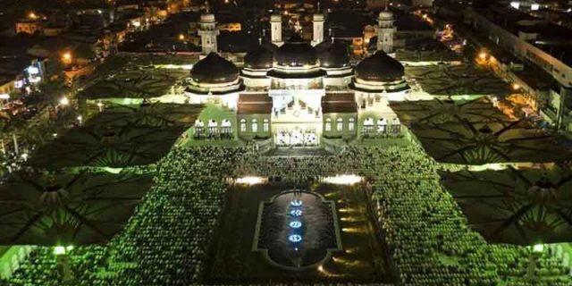 Baiturrahman Prototipe Masjid di Nusantara