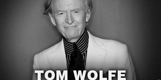 Tom Wolfe, Wartawan 'Jurnalisme Sastrawi' Meninggal Dunia