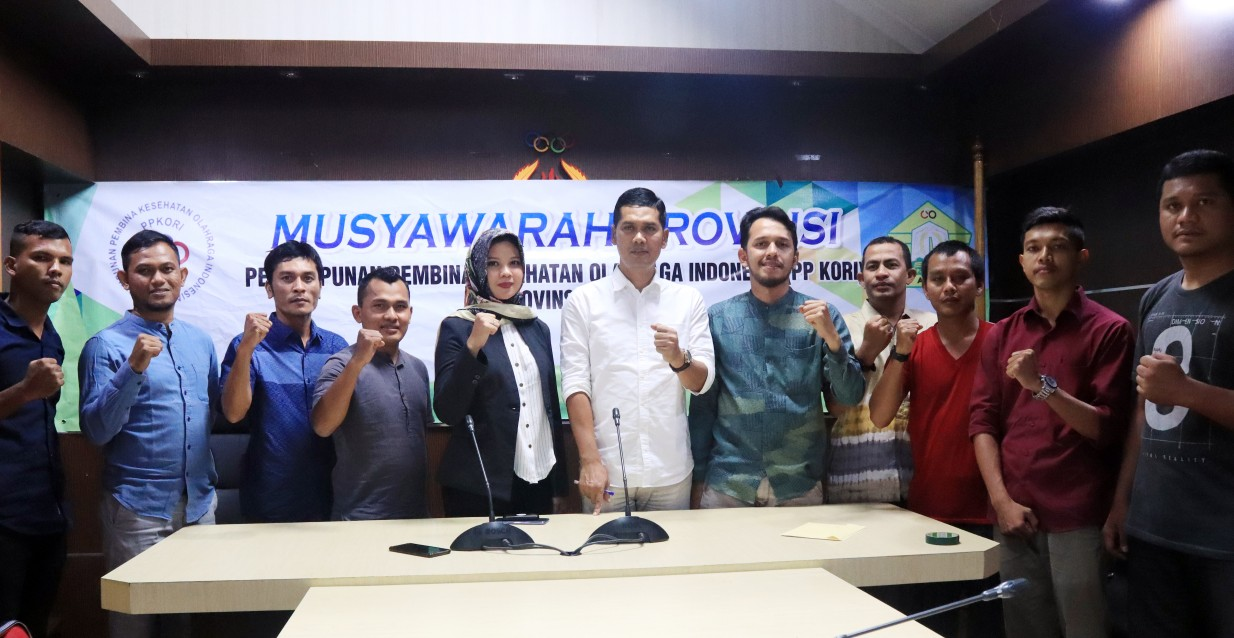 musyawarah PP KORI Aceh