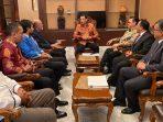 Pertemuan dengan WN Jokowi