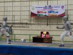 Evaluasi Kemampuan Atlet IKASI Gelar Sirkuit Anggar