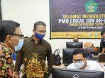 Peserta Gagal Ujian PMB Lokal UIN Ar-Raniry Boleh Ulang