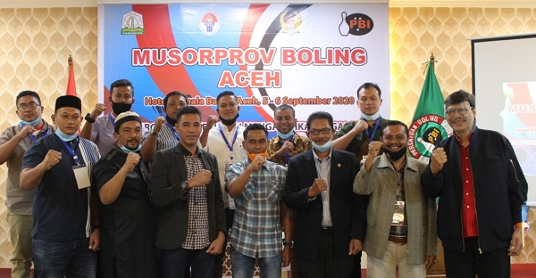 Pengprov Bowling Aceh