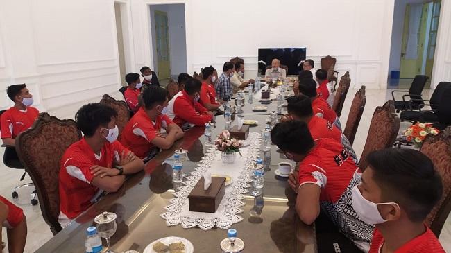Aceh Punya Modal Besar untuk Kembangkan Olahraga