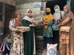 DWP Kemenag Aceh Barat Santuni Fakir Miskin