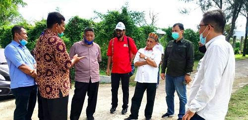 Kebut Persiapan PON 2024 KONI Aceh Survey Rencana Lokasi Venue