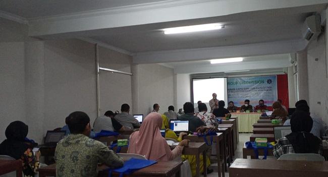 Fisip UTU Finalisasi Akreditasi Dua Prodi