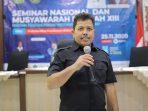 Nazaruddin Pimpin Pustakawan Aceh