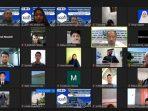 Mahasiswa UTU Gelar Webinar Peran Teknik Industri Era New Normal
